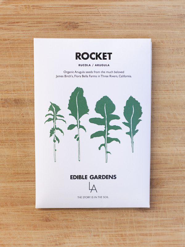 Rocket seeds