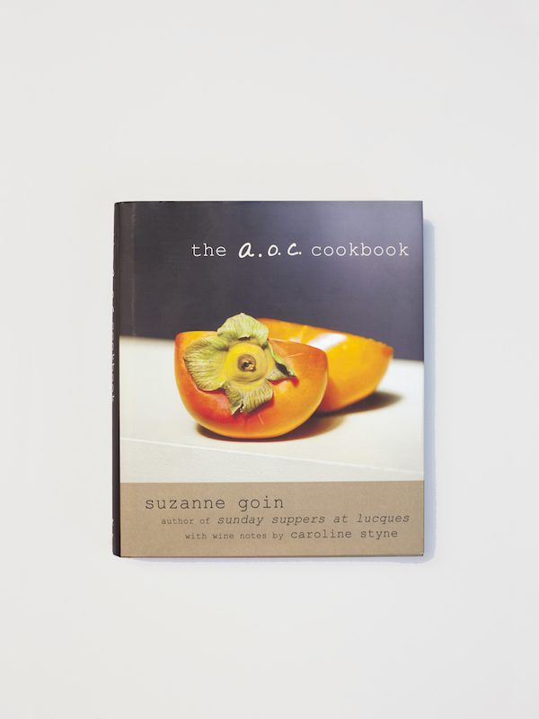 the a.o.c. cook book