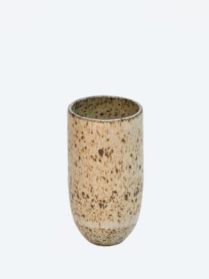 VM brown speck vase 2